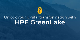 Unlock your digital transformation with HPE Greenlake
